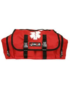 01-12-1400 MTR Basic Response Medical Bag, Red