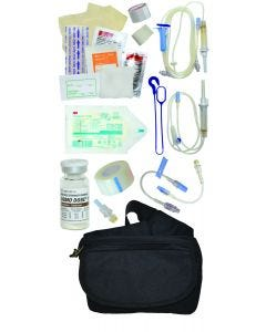 01-37-3000 Pocket Nurse® Pre-Filled IV Therapy Tote