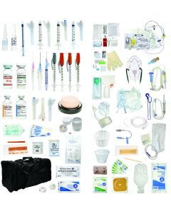 01-37-3500 Pocket Nurse® Pre-Filled Med-Surg Tote