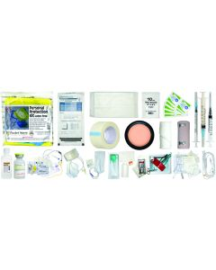 01-37-4021 Pocket Nurse® Designed Health Tote - No Substitutions