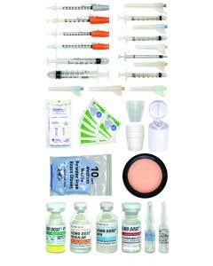 01-37-4500 Pocket Nurse® Pre-Designed Medication Administration Kit