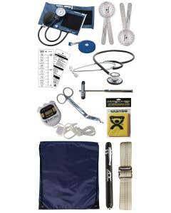 01-37-6000 Pocket Nurse Pre-filled PT Basic Tote