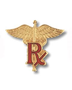 01-77-1035 Pharmacist (RX) Pin