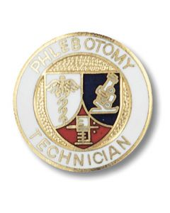 01-77-1058 Phlebotomy Technician Pin
