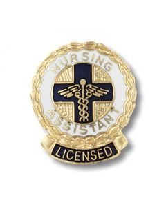 01-77-1072 Licensed Nursing Assistant Pin