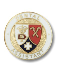 01-77-1096 Dental Assistant Pin
