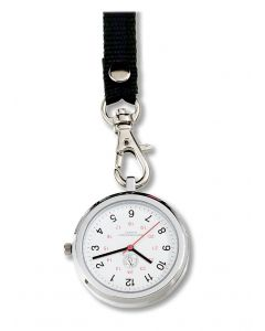 01-77-1789-BLK Lanyard Watch Breakaway Design