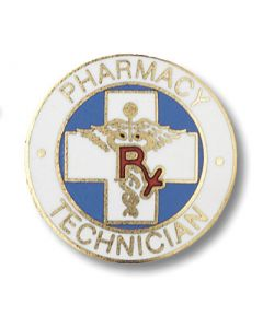 01-77-2035 Pharmacy Technician Pin