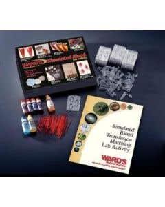 02-19-0043 Simulated Blood Transfusion Refill Kit