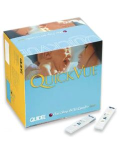 02-19-1108 Quickvue Combo hCG Test