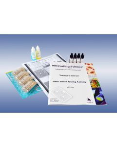 02-19-3100 Simulated ABO Blood Typing Kit