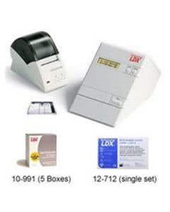 02-19-9812 Cholestech LDX Hematology Kit