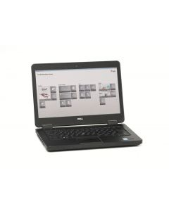 02-24-4001 Laerdal Touch Screen Laptop, Instructor Patient Monitor