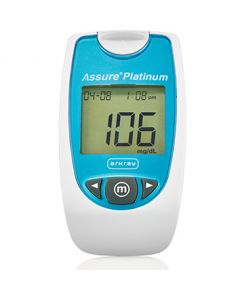 02-38-5001 Assure® Platinum Blood Glucose Meter