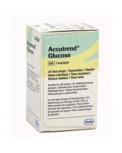 02-38-5160 Accutrend® Plus Glucose Test Strips
