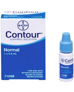 02-38-7109 Bayer Contour® Control Solution