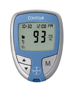 02-38-7189 Bayer Contour® Blood Glucose Monitoring System