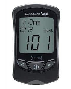 02-38-7611 GLUCOCARD® Vital™ Meter Kit