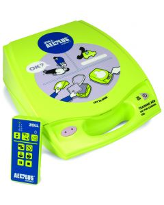 02-43-0050 Zoll® AED Plus® Trainer 2 with Wireless Remotes