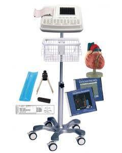02-43-5176 Pocket Nurse® 6-Channel ECG Educator Package with Interpretation