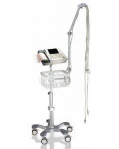 02-43-9025 Rolling Tilt ECG Stand