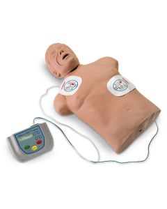 02-44-3741 Nasco Life/form® AED Trainer with Brad™ CPR Manikin