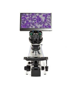 02-65-9208 Innovation Microscope with BioView Camera