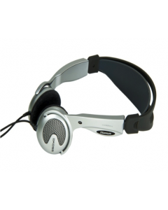 02-80-0410 Traditional-Style Headphones with Micro USB