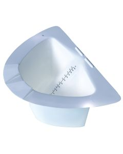 02-87-350 Nuns cap specimen collection container (Hat) - White