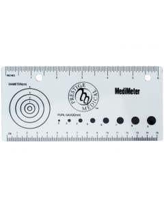 02-92-4900 Medimeter Medical Ruler