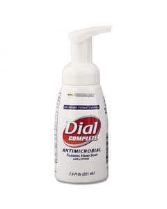 03-04-8208 Dial® Antibacterial Foam Soap - 7.5 oz