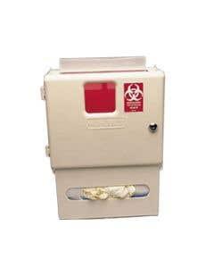 03-78-3300 Pocket Nurse® Wall Mount Complete Sharp System