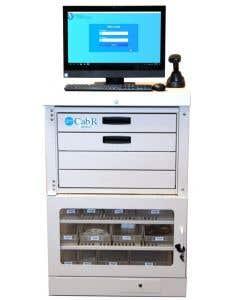 04-25-3130 KbPort™ SimCabRx™  Standard Pharmacy