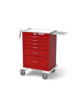 04-25-3332 6-Drawer Tall Emergency Cart