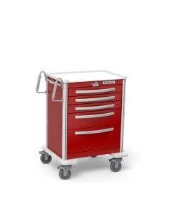 04-25-3339 5-Drawer Emergency Cart
