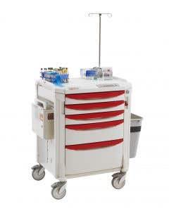 04-25-7004 I.V./ Phlebotomy Cart Package