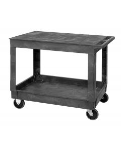 04-25-8218 Polymer Mobile Cart 40 x 26 x 32 1/2 Inch