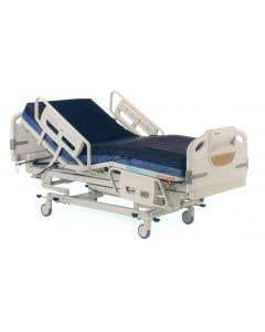 04-50-1601 Hill Rom Advanta P1600 Bed w/Scale & Mattress -Medium Oak