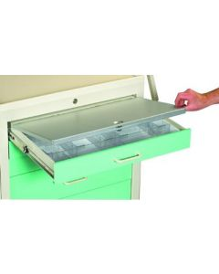 04-50-2014 Lockable Narcotic Drawer Cover