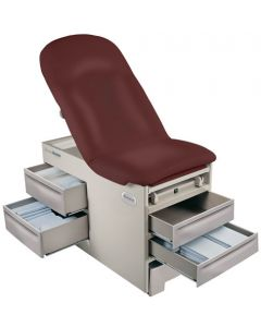 04-50-4023P Brewer Exam Table with  Pneumatic Back