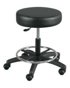 04-50-4300 Adjustable Gas Lift Stool with Footring