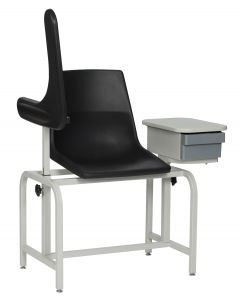 04-50-5760 Blood Drawing Chair with Storage Cabinet