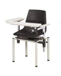 04-50-6040 Clinton EZ Clean Blood Drawing Chair