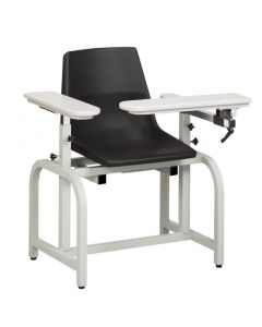 04-50-6601 Clinton Blood Drawing Chair with Flip Arms