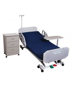 04-50-7378 Synergy 1000 Multi-Position 2 Rail Bed Package