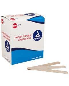 05-05-4300 Wood Tongue Depressors, Non-Sterile