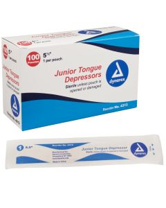 05-05-4310 Wood Tongue Depressors, Sterile