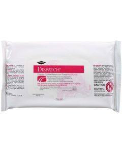 05-32-9260 Dispatch® Hospital Cleaner Disinfectant Towels with Bleach - (ships ORMD)
