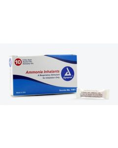 05-44-10 Ammonia Inhalants