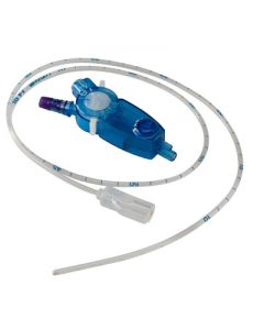 05-46-1111 Kangaroo™ Dual Lumen Stomach Tube Multi-Functional Port with Single Lumen Adapter